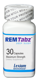 RemTabz Sleep Aid - 1 bottle 30 count