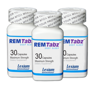 RemTabz Sleep Aid - 3 bottles
