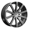 Kronik Epiq 404 Wheels Rims Black Machined 20x8.5 5x110 5x115 38 | 4042851938MB
