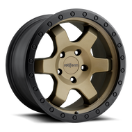 Rotiform SIX-OR R150 17x9 Wheels Rims Bronze 1 | R150179075+01