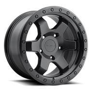 Rotiform SIX-OR R151 17x9 Wheels Rims Black 1 | R151179075+01