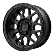 XD Series Grenade Off-Road 17x9 6x120 Matte Black 18 Wheels Rims | XD13579077718