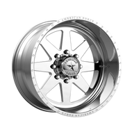 American Force® Independence SS AFTJ11 Wheels Rims 22x12 8x180 Polished -40  | AFTJ11G24-1-21