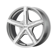 American Racing® Trigger AR921 Wheels Rims 16x7 5x108 5x4.5 (5x114.3) Silver Machined 40 | AR92167001440