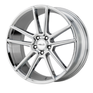 Helo® HE911 Wheels Rims 20x8.5 5x108 Chrome 40 | HE91128545240