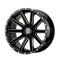 XD Series® Heist XD818 Wheels Rims 16x8 6x4.5 (6x114.3) Gloss Black Milled 10 | XD81868064310
