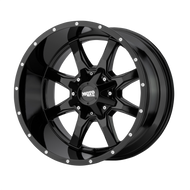 Moto Metal® MO970 Wheels Rims 17x8 6x130 Gloss Black 50 | MO970780383A50