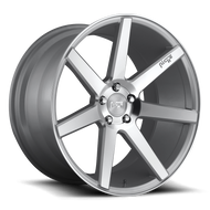 Niche® Verona M179 Wheels Rims 19x8 5x4.5 (5x114.3) Gloss Silver Machined 35 | M179198565+35