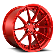 Niche® Sector M213 Wheels Rims 19x9 5x112 Gloss Red 48 | M213199543+48