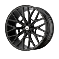 Asanti Leo ABL21 Wheel 20x10.5 Gloss Black - Custom Bolt Pattern & Offset 38-45mm | ABL21-20050038BK