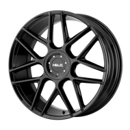 HELO HE912 Wheel 18x8 Gloss Black Custom Drilled BP 40mm Offset - IN CART DISCOUNT!