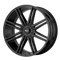 HELO HE913 Wheel 22x9.5 Gloss Black Custom Drilled BP 30mm Offset | HE91322900330