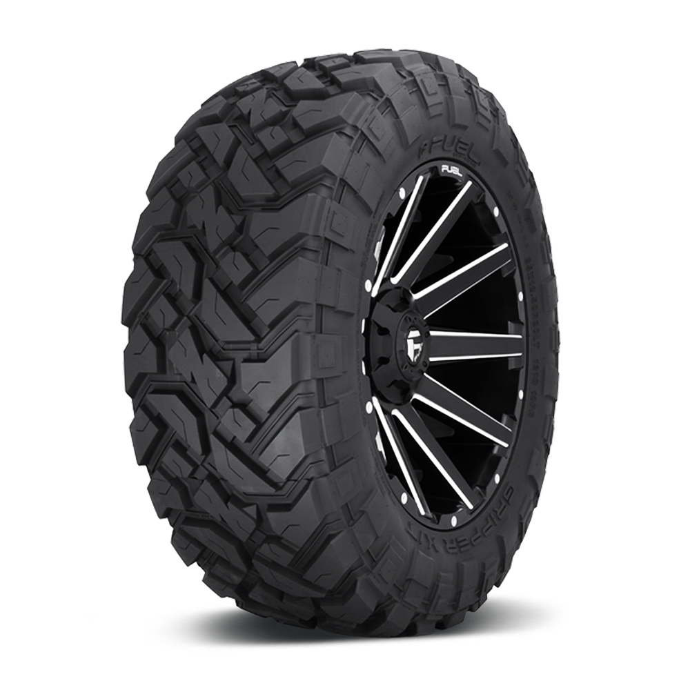 Off Road Tires For Sale >> Fuel Off Road Gripper Xt Tire 44 16 50r30 126p Ply E Series