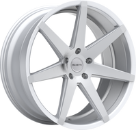 Ravetti M7 Wheel 20x8.5 5x112 Silver 35MM
