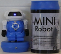 "4"" MINI RC ROBOT In a CAN x10"