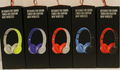 BLUETOOTH HEADPHONES/MIC RUBBERIZED BEATS STYLE x10