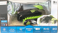 RC AMPHIBIOUS VEHICLE, GREEN