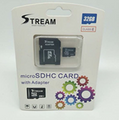 Stream MicroSD Card with Adapter - 32gb