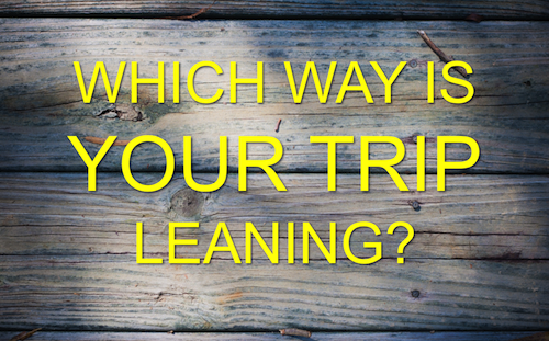 Is your trip leaning on the mission trip side or the vacation side?