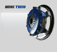 Spec Clutch Mini Twin 2 Disc Clutch Kit D-Trim Subaru WRX STI 2004-2019