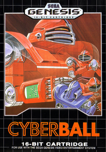 *USED* CYBERBALL (#010086011098)