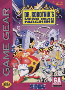 *USED* DR ROBOTNIKS MEAN BEAN MACHINE (#010086024463)