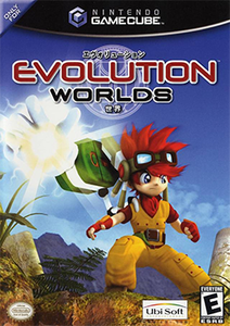 *USED* EVOLUTION WORLDS [E]