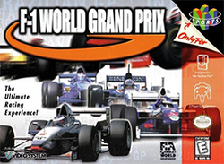 *USED* F1 WORLD GRAND PRIX