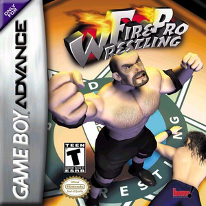 *USED* FIRE PRO WRESTLING [T]