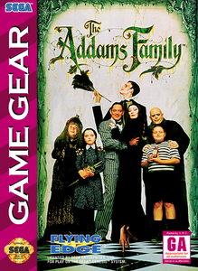 *USED* ADDAMS FAMILY (#741062112132)