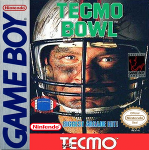 *USED* TECMO BOWL [E] (#018946080031)