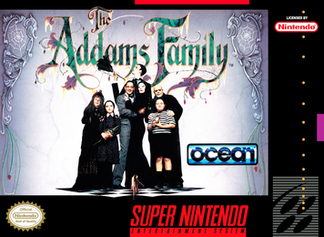 *USED* ADDAMS FAMILY (#020295030018)