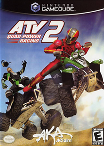 *USED* ATV QUAD POWER RACING 2 (#021481653028)