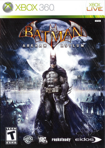 *USED* BATMAN ARKHAM ASYLUM [T] (#788687200660)