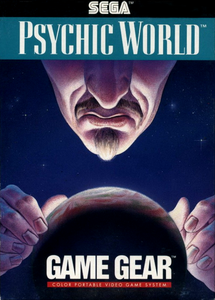 *USED* PSYCHIC WORLD (#010086023060)