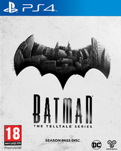 *USED* BATMAN THE TELLTALE SERIES [M] (#883929558209)