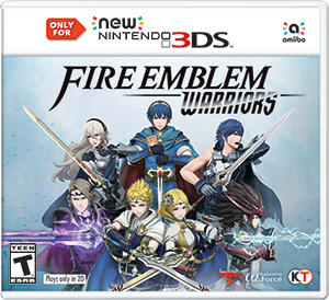 FIRE EMBLEM WARRIORS (#045496904531)