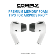 Image 2: Comply™ Premium Memory Foam tips for AirPods™ Pro