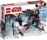 Lego Star Wars First Order Specialits Battle Pack 75197