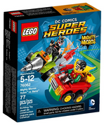 Lego Mighty Micros Robin vs Bane 76062