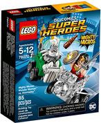 Lego Mighty Micros Wonder Woman vs Doomsday 76070