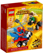 Lego Mighty Micros Scarlet Spider vs Sandman 76089