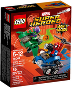 Lego Mighty Micros Spiderman vs Green Goblin 76064