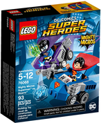Lego Mighty Micros Superman vs Bizarro 76068