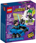 Lego Mighty Micros Nightwing vs The Joker 76093