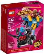 Lego Mighty Micros Star-Lord vs. Nebula 76090