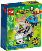 Lego Mighty Micros Supergirl vs. Brainiac 76094