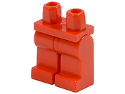Minifig Legs - Red
