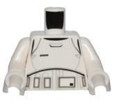 Minifig Torso - White Stormtrooper Ep7