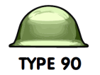 Type 90 Japanese helmet